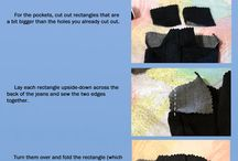 Any clothes 4 dolls / These board is only for Inspiration on the different designs you can make for your dolls and some all free so have fun and follow this board and the other doll boards like: All patterns 4 dolls, Knitting for dolls clothes.. / by Jennifer Martinez