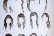 Hair styles!