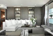 neutral home / by Alyssa Link