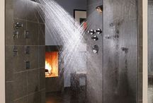 home decor bathrooms / by Anita Gossow