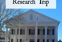 Travel for Genealogy Research