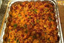 Seafood Thanksgiving