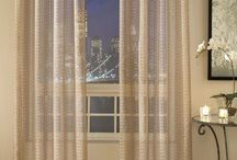 Sheer Panels / Sheer curtains are a great way to brighten your home, giving you a light and airy atmosphere. Sheer curtains, also called semi-sheer panels, softly diffuse light and provide limited privacy. Our most popular panel is the Sheer Voile Panel and Scarf, the large color selection and various lengths makes it a great choice for any room.