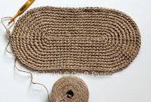 burlap bag- jute bag-beach bag