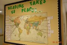 5th Grade Reading / by Kamber Schrann