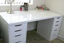 DIY Vanity Area / by Fancy Francy
