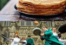 Shrove Tuesday / Shrove Tuesday or 'Pancake Day' as it is commonly known, the last day in Ordinary Time before Ash Wednesday and the start of the 40 days of Lent leading to Easter, will take place on Tuesday 17 February in 2015