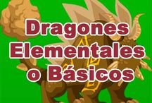Dragones Elementales o Basicos