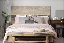 Master bedroom retreat / by Tricia Jett