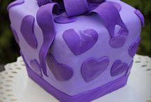 purple / by Rhona Augustine Zane