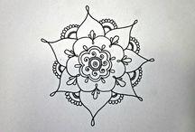 doodle/henna