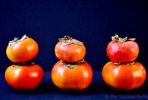 P is for Persimmons / by Wendy Janzen