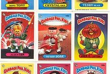 Garbage pail kids :)