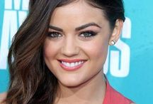Lucy Hale / by Healthy Celeb