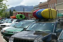 Paddlefest in Buena Vista / SUP, kayaking, kayak rodeo, events