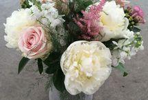 Pink Flowers / Wedding flowers, Vintage, Modern, pink tones