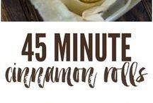 Cinnamon rollso