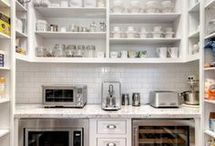 Kitchen Pantry Ideas / Kitchen Pantry Ideas