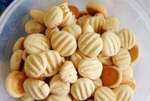Biscoitos, bolachas...decoração