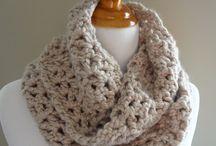 Crochet Cowl-Scarf