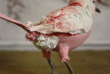 Birds Textile
