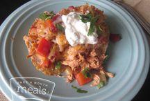 Favorite Freezer Meals / by Leslie Downen