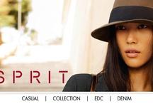 Esprit - jarní kolekce 2013