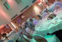 Ellenborough Park Hotel / Wedding and event chair covers