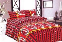 FootBall Club / Sprei Football club  Price for bed : KING (200X200) IDR 160K No. 1 (180x200) IDR 150K No. 2 (160x200) IDR 140K No. 3 (120x200) IDR 110K