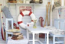 Beach Hut / Take in that wonderful icon of the seaside: the beach hut.  From photos and landscapes to interiors and design inspiration, it's all here.