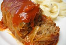 Recipes- cabbage rolls