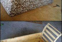 A-Möbel selbstgemacht