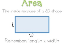 Area/Perimeter / by Angie Carter