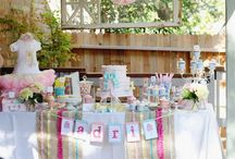 LHG bday inspo / Baby girl's first birthday party ideas