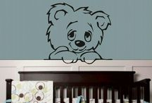 Baby boy room - teddy bears