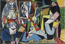 Frauen von Algier schlagen Christies Rekord! / Francis Bacons 'Drei Studien über Lucian Freud' ist nicht mehr das teuerste verkaufte Gemälde von Christie! Am Montag Abend wurde es von Picassos Frauen von Algier - eine Antwort auf Eugène Delacroix's 1834 Orientalist Meisterwerk Frauen von Algier - bezwungen. Dieses Gemälde wurde somit das teuerst verkaufteste Kunstwerk überhaupt und der Kaufpreis lag weit über der Schätzung von 140 Millionen Dollar.