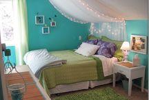 teenagers' rooms