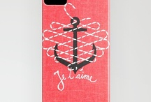 iPhone Cases / by Mady Starke