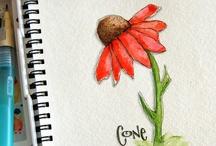 art inspiration / by Deanna Heitschmidt