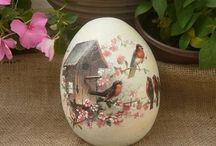 αυγά ντεκουπαζ