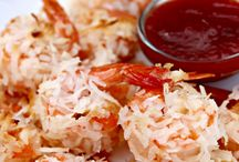 shrimp recipes / by Nancy Markel