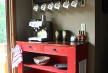 coffee bar al home
