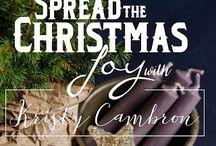 Spread The Christmas Joy 2016