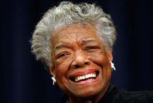 Phenomenal Women / Amazing Women Who inspire Me
