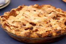 British Pie Week / Pie recipes and inspiration - from dinnertime favourites like steak and ale pie, and chicken and leek pie, to classic desserts such as apple pie and lemon meringue pie.