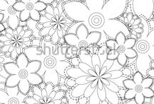Shutterstock coloring pages