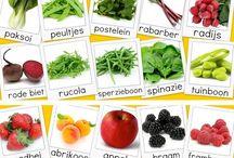 groenten en fruit kalender