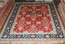 100 % Handmade Woolen Carpets / All products are manufactured by our company.All made of wool and is handmade.Hand-made sizes are not the same due to. If you want a rug that defies years our company prefer