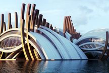 architecture / Interesting, original or quirky modern architecture