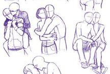 ref pose couples